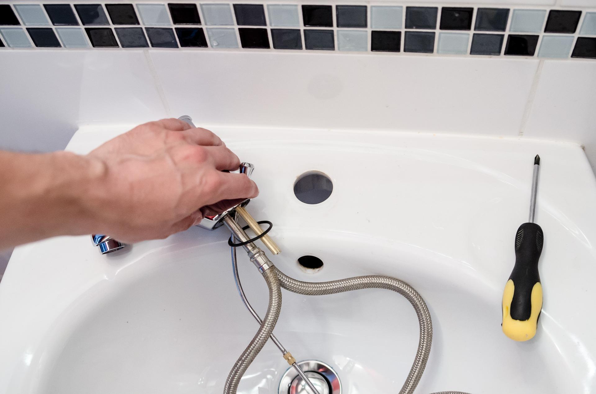 Faucet and leak repairs in Juno & Boca Beach, FL